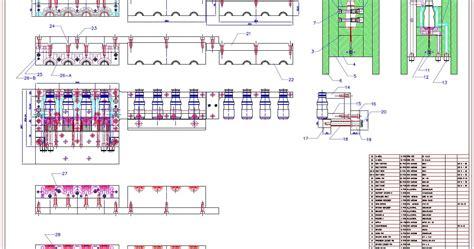 tipe layout produk desain rumah 3d dwg gontoh