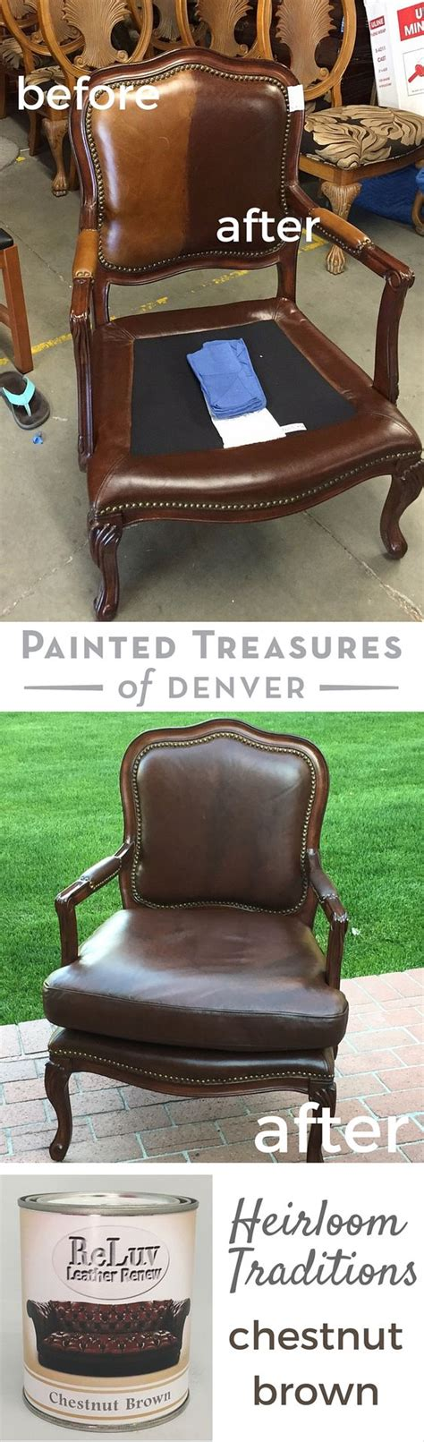 How To Paint Leather Furniture Paint For Leather Sofa