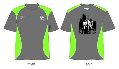 Tshirt Indo Runners 5 Highclothing kl marathon race info general info shirt designs
