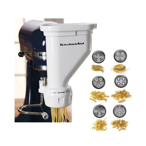 Kitchenaid Attachments And Accessories Buy Kitchenaid Mixer Attachments Accessories Pasta Press