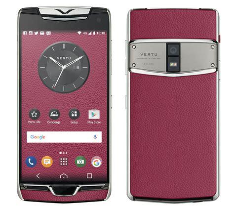 vertu phone 2017 price vertu officialise son nouveau constellation un smartphone