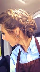 easy waitress hairstyles 17 mejores ideas sobre waitress hairstyles en pinterest