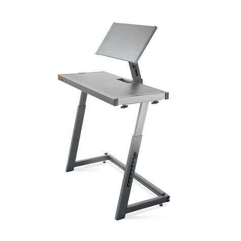 Desk Stands by Dj Booth Workstation 2 Floor Laptop Stand Table Desk