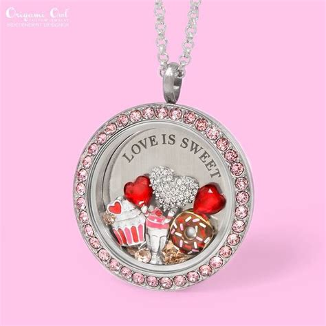 Origami Owl New - origami owl valentines day 2016 cupcakes