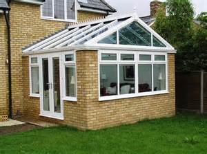 Brick Bungalow House Plans gable conservatories vivaldi construction