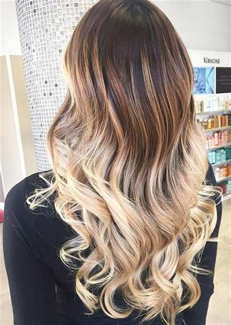 blonde ombre hair colors 2016 21 stunning summer hair color ideas page 6 foliver blog