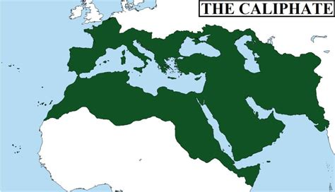 the caliphate caliphate a form of islamic goverment led by a caliph vocab islamic civilization ch 3