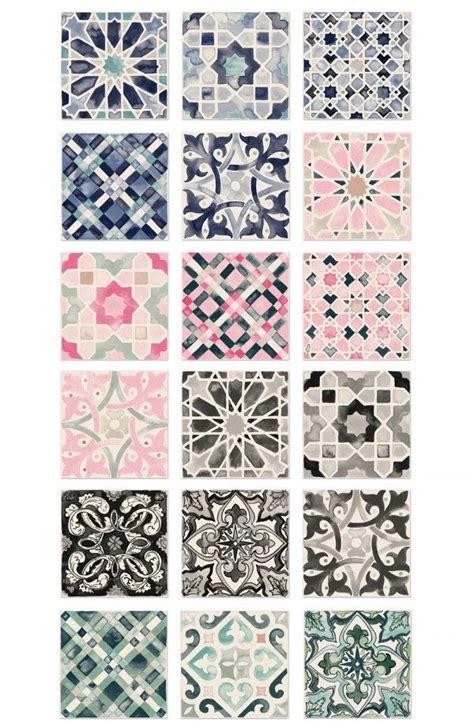 temporary wallpaper tiles 17 best images about cement tiles on pinterest tile