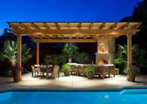 Southwest Kitchen Design southwest fence amp deck outdoor living space traditional patio