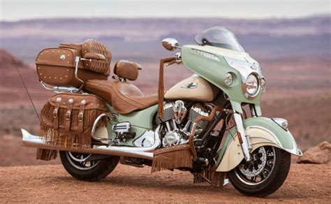 Indian Roadmaster Classic Unveiled In USA   NDTV CarAndBike
