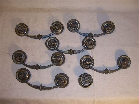 Replacement Drawer Knobs by Antique Drawer Pull Handle Ornate Replacement
