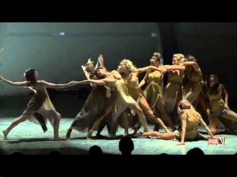 so you think you can dance bench routine sytycd s09 travis wall contemporary routine top 10 girls