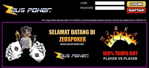 Zeus poker   Situs poker   poker online   228 SITUS POKER ONLINE TERPERCAYA 228 SITUS POKER