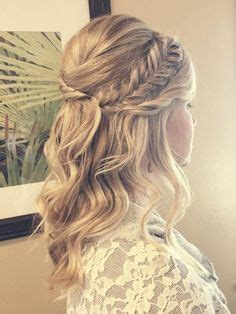 Wedding Guest Hairstyles With Braids by Wedding Hairstyles Half Up Half Best Photos