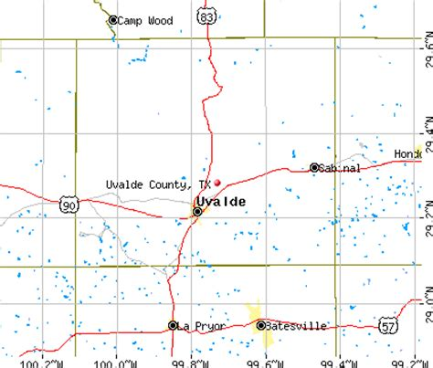 map of uvalde texas uvalde furniture decoration access