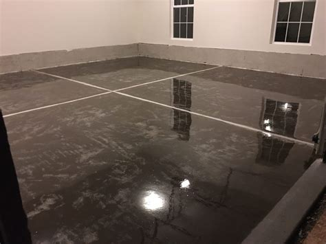 Garage Floor Moisture by Moisture Vapor Treatment