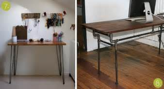 Homemade Desks Roundup 10 Easy Diy Worktops And Desks You Can Make