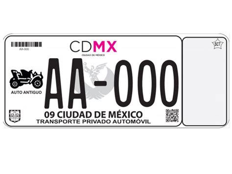 como checar cuanto debe un carro de placas c 243 mo tramitar las placas de auto antiguo dictamen del ipn