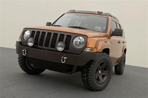 2007 Jeep Patriot Reviews 2007 Jeep Patriot Picture 109569 Car Review Top Speed