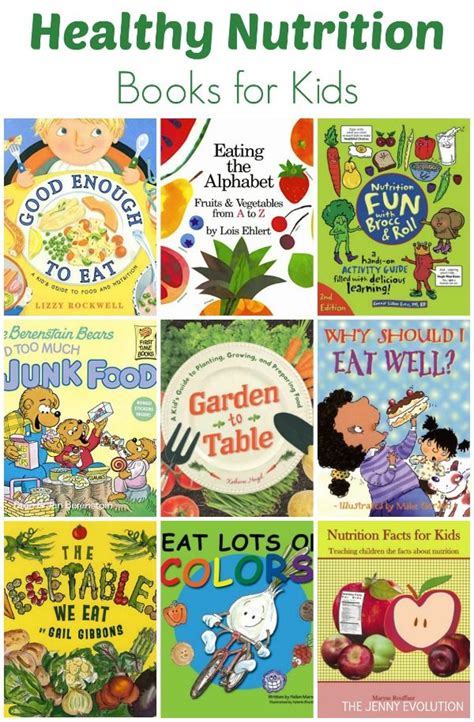 picture books ideas healthy nutrition books for nutrition study unit