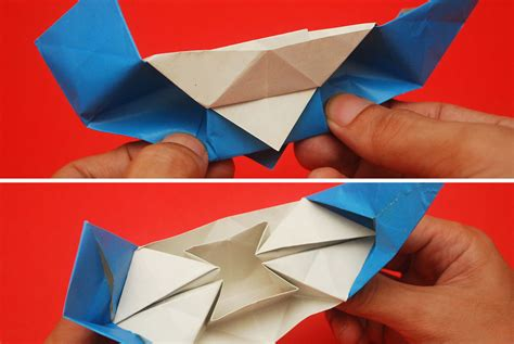How To Fold A Paper Ship - how to fold the ship of 1000 cranes with pictures wikihow