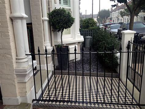 classic london victorian front garden archives london