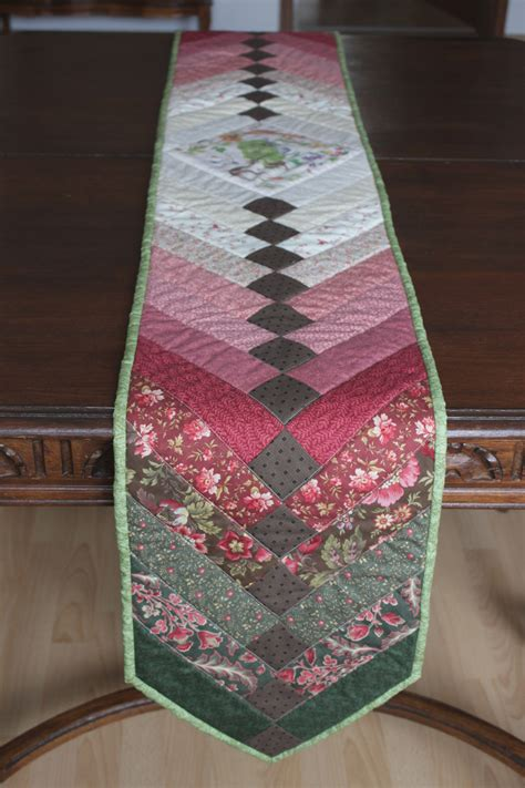 country table runner braid country table runner