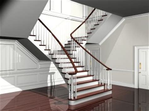 Georgian Stairs Design Classic Curved Staircases