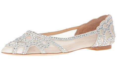 S Wedding Flats by Top 50 Best Bridal Shoes In 2018 For Every Budget Style