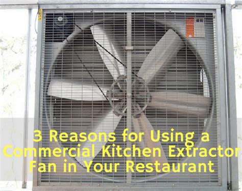 commercial kitchen extractor home tackling our debt