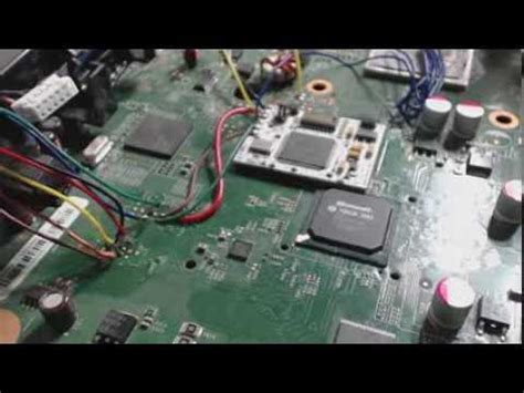 tutorial flash xbox 360 slim tutorial how to install team xecuters r jtag into any phat