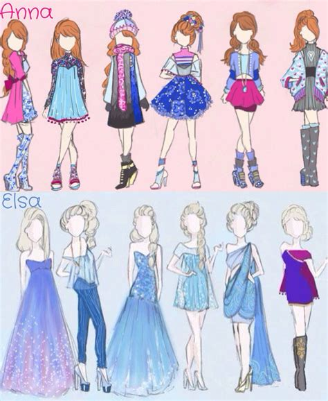 design clothes online for fun this is the picture i used to draw the elsa one i might