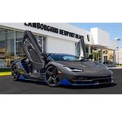 Official Video Of United States First Lamborghini