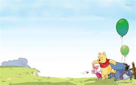 wallpaper cartoon untuk laptop winnie the pooh backgrounds wallpaper cave