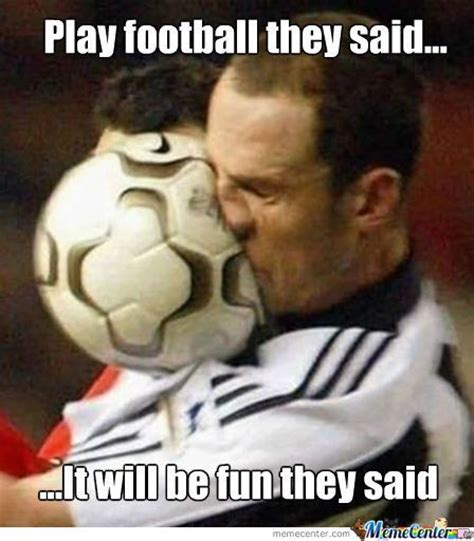 Ball Memes - soccer meme ball meet face the sometimes not so
