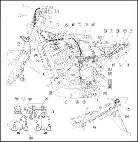 xt600 wiring diagram motor diagrams wiring diagram