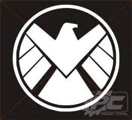 shield logo vinyl decal sticker