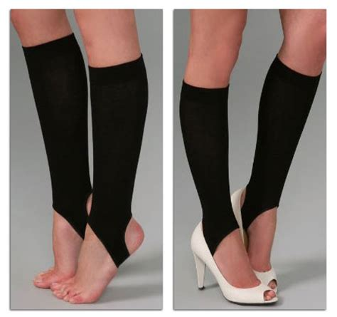 Crime Of Fashion Stirrup Tights by Sock Horror Pictures