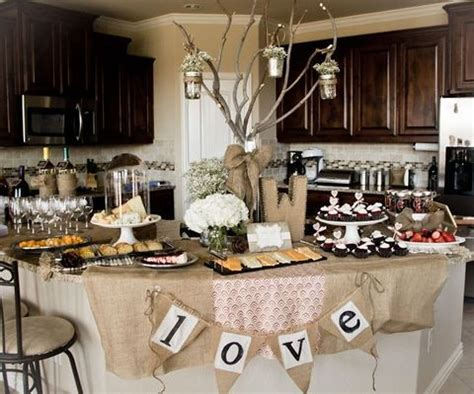 fall bridal shower decorating ideas cozy and warming up fall bridal shower ideas happywedd