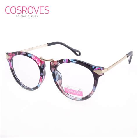 2015 new fashion glasses frame big vintage style