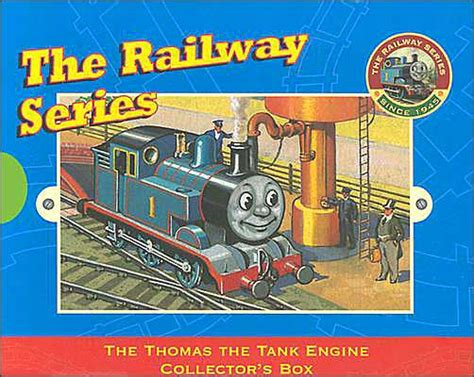 libro the tank book the the thomas the tank engine collector s box the railway series by rev w awdry c reginald