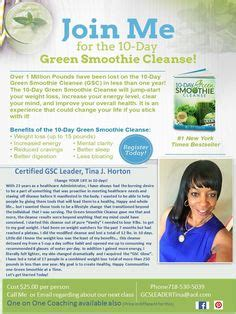Leader Detox Smoothie by 1000 Images About 10 Day Green Smoothie Cleanse Leader