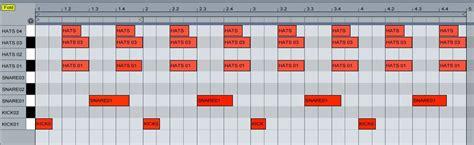 drum pattern loop ask audio