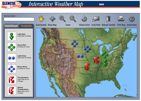 wheather map interactive weather map the techie 174