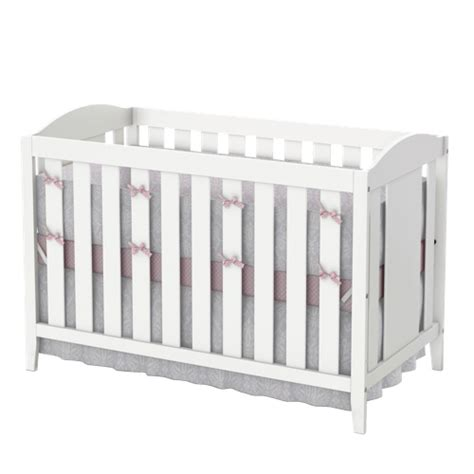 South Shore Savannah Baby Crib Cr 6660blk Pure White Best Prices On Baby Cribs