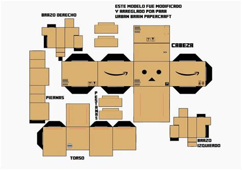 Danbo Papercraft Edisi Wedding pin danbo papercraft on