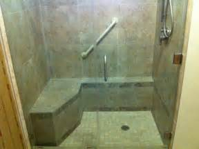 handicapped access shower la canada flintridge