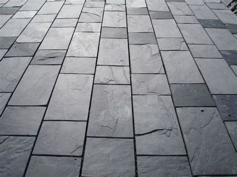 Slate Paving Paving Design Pinterest Terrace Roof Slate Pavers For Patio