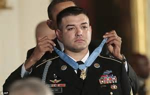 brave army ranger leroy petry is rewarded by barack obama