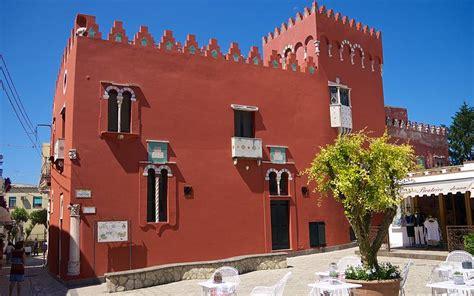 la casa rossa torre greco riapre la casa rossa eccentrica dimora caprese uno
